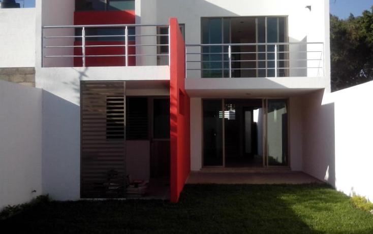 Foto de casa en venta en  3, el zapote, jiutepec, morelos, 412043 No. 01