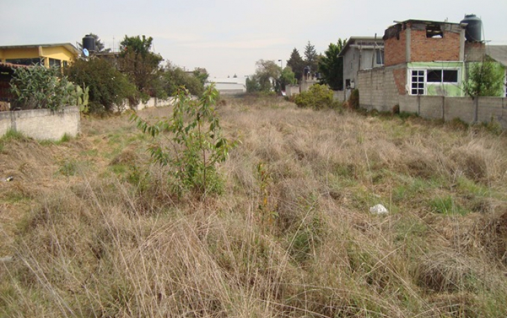 Foto de terreno habitacional en venta en 3 garantias, san jerónimo chicahualco, metepec, estado de méxico, 906873 no 02
