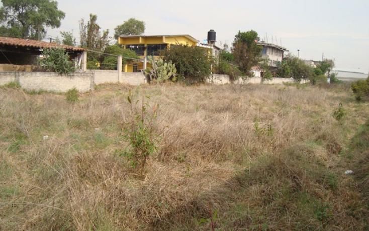 Foto de terreno habitacional en venta en 3 garantias, san jerónimo chicahualco, metepec, estado de méxico, 906873 no 03