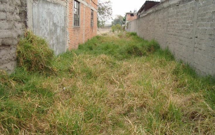 Foto de terreno habitacional en venta en 3 garantias, san jerónimo chicahualco, metepec, estado de méxico, 906873 no 04