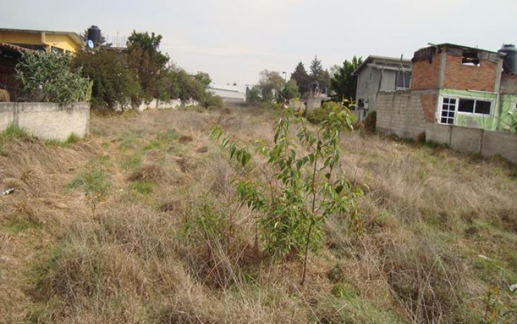 Foto de terreno habitacional en venta en 3 garantias, san jerónimo chicahualco, metepec, estado de méxico, 906873 no 05