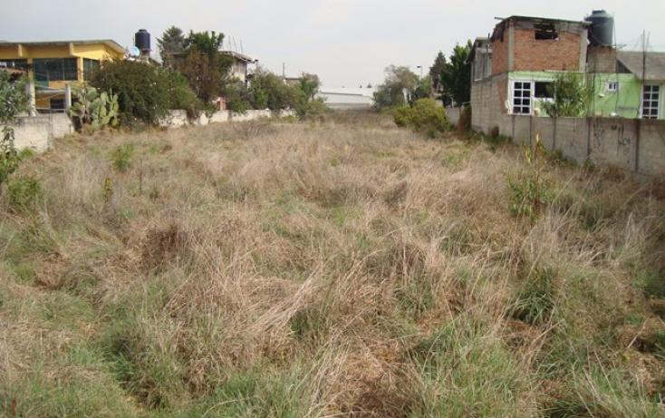 Foto de terreno habitacional en venta en 3 garantias, san jerónimo chicahualco, metepec, estado de méxico, 906873 no 06