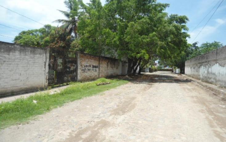 Foto de terreno habitacional en venta en  3, la peñita de jaltemba centro, compostela, nayarit, 381350 No. 01