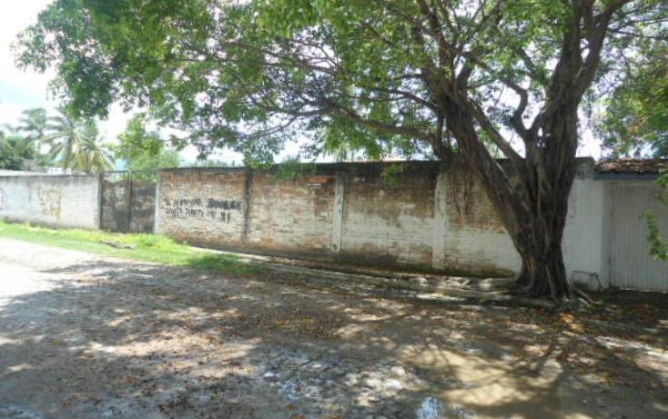 Foto de terreno habitacional en venta en  3, la peñita de jaltemba centro, compostela, nayarit, 381350 No. 02