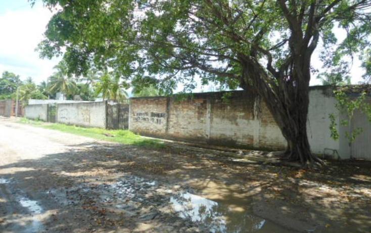Foto de terreno habitacional en venta en  3, la peñita de jaltemba centro, compostela, nayarit, 381350 No. 03