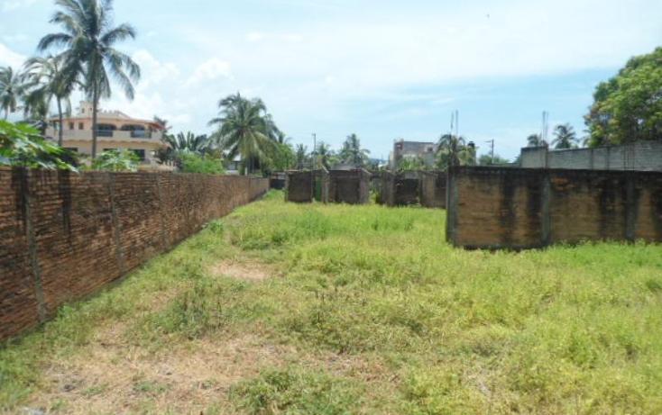Foto de terreno habitacional en venta en  3, la peñita de jaltemba centro, compostela, nayarit, 381350 No. 04