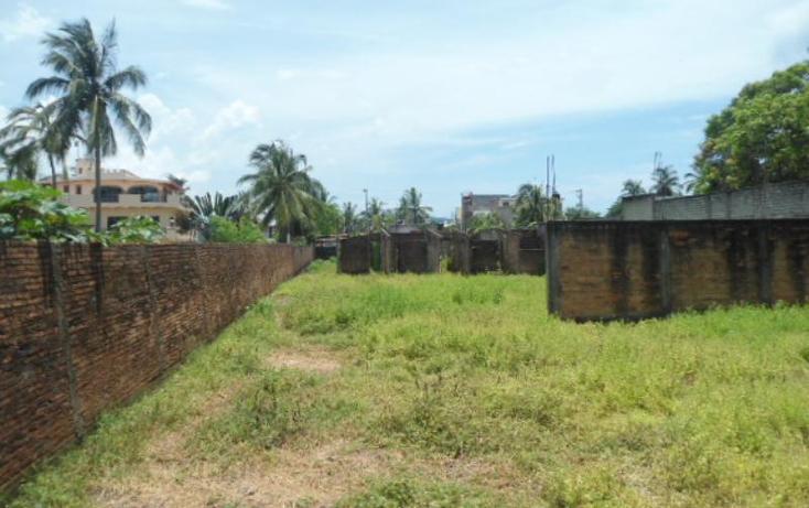 Foto de terreno habitacional en venta en  3, la peñita de jaltemba centro, compostela, nayarit, 381350 No. 05