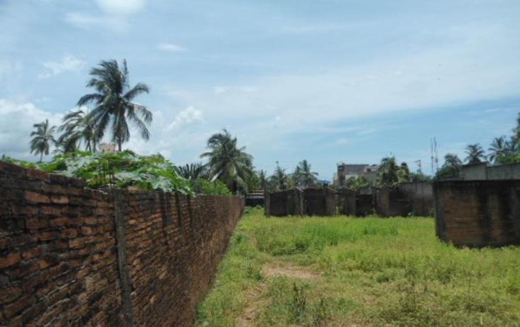 Foto de terreno habitacional en venta en  3, la peñita de jaltemba centro, compostela, nayarit, 381350 No. 06
