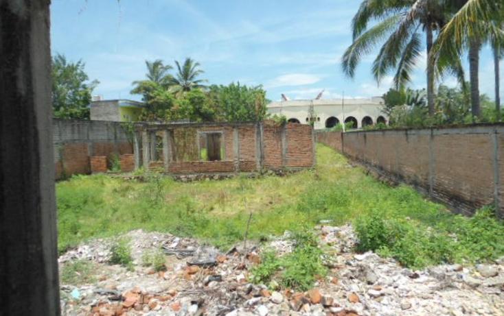 Foto de terreno habitacional en venta en  3, la peñita de jaltemba centro, compostela, nayarit, 381350 No. 11