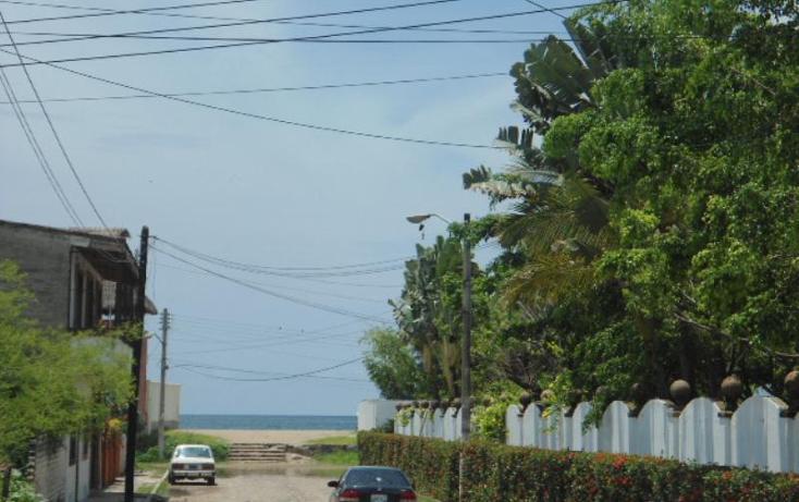 Foto de terreno habitacional en venta en  3, la peñita de jaltemba centro, compostela, nayarit, 381350 No. 15