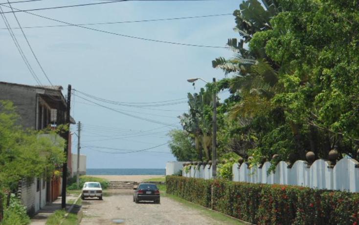 Foto de terreno habitacional en venta en  3, la peñita de jaltemba centro, compostela, nayarit, 381350 No. 16