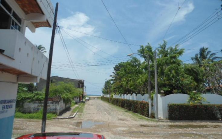Foto de terreno habitacional en venta en  3, la peñita de jaltemba centro, compostela, nayarit, 381350 No. 17