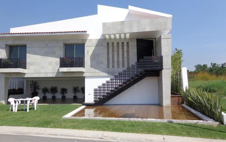 Foto de casa en venta en  3, lomas de cocoyoc, atlatlahucan, morelos, 595720 No. 01