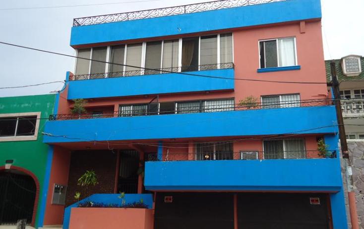 Foto de departamento en venta en  3, los pinos, mazatlán, sinaloa, 2040262 No. 01