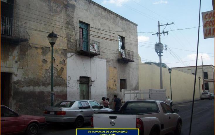 Foto de terreno habitacional en venta en 3 oriente y 16 sur -, centro, puebla, puebla, 792603 No. 02
