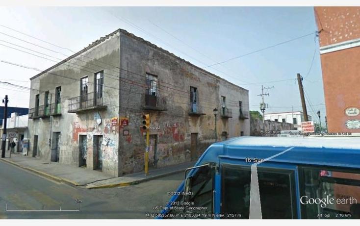 Foto de terreno habitacional en venta en 3 oriente y 16 sur -, centro, puebla, puebla, 792603 No. 03