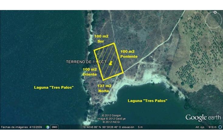 Foto de terreno habitacional en venta en  , 3 palos, acapulco de ju?rez, guerrero, 948101 No. 07
