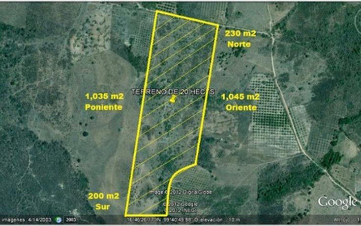 Foto de terreno habitacional en venta en, 3 palos, acapulco de juárez, guerrero, 948377 no 09