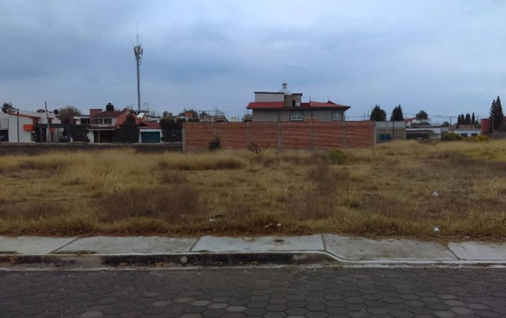 Foto de terreno habitacional en venta en 3 poniente 1, santa maría xixitla, san pedro cholula, puebla, 1755076 no 02