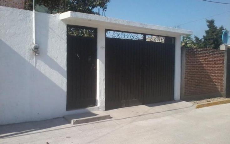 Foto de casa en venta en  3, revoluci?n, cuautla, morelos, 1688144 No. 01