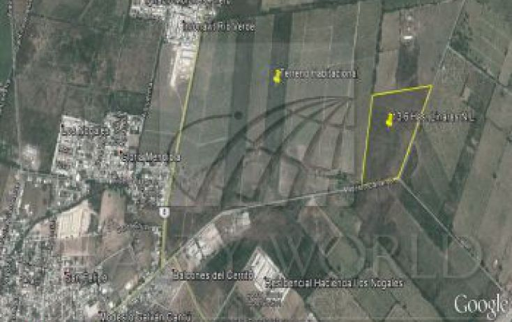 Foto de terreno habitacional en venta en 3, rio verde km 3, linares, nuevo león, 1199929 no 02