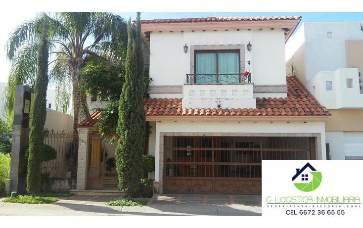 Foto de casa en venta en  , 3 ríos, culiacán, sinaloa, 1957392 No. 01