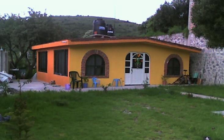 Foto de casa en venta en  3, san dieguito xochimanca, texcoco, m?xico, 856025 No. 01