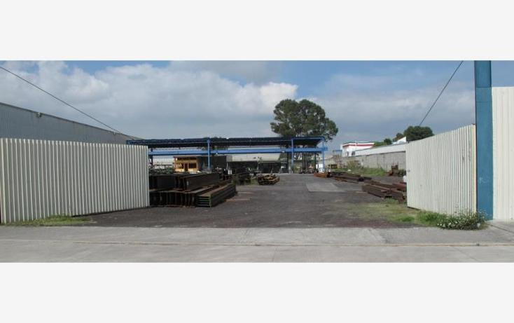 Foto de terreno industrial en venta en  3, san francisco chilpan, tultitlán, méxico, 1439201 No. 04