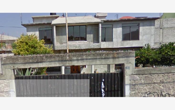 Foto de casa en venta en  3, santa cruz tec?mac, tec?mac, m?xico, 1335941 No. 01