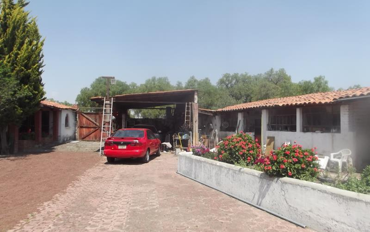 Foto de rancho en renta en  3, santa cruz tec?mac, tec?mac, m?xico, 1377829 No. 02