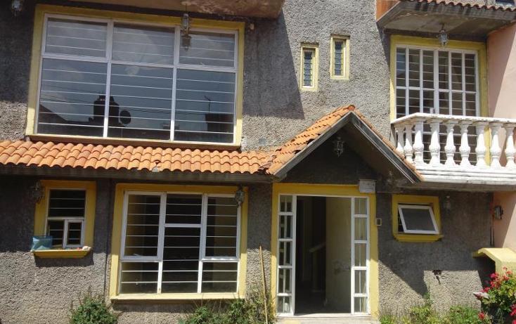 Foto de casa en venta en  3, tenorios, iztapalapa, distrito federal, 2675119 No. 01