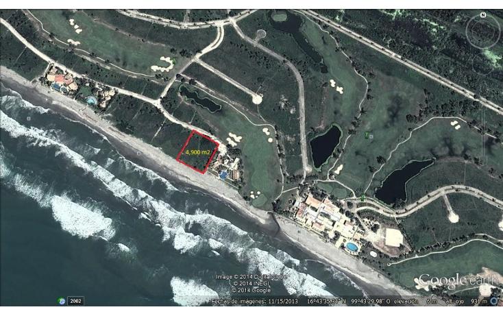 Foto de terreno habitacional en venta en  , 3 vidas, acapulco de juárez, guerrero, 1045817 No. 01