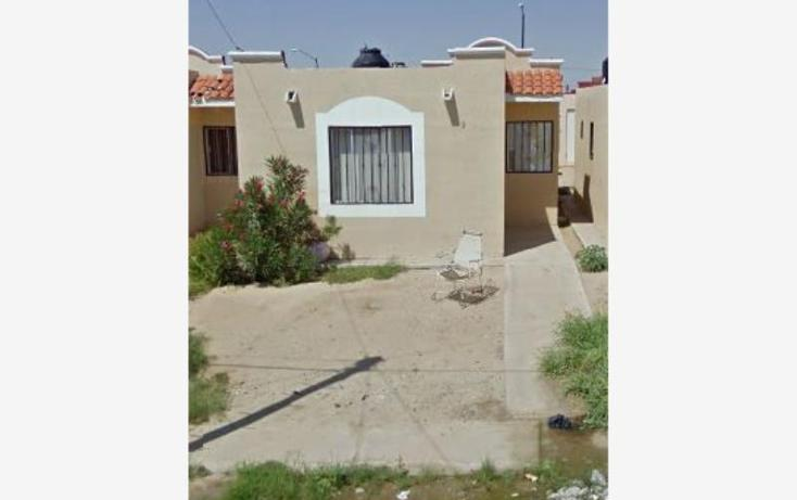 Foto de casa en venta en  3, villa verde, hermosillo, sonora, 1978734 No. 01