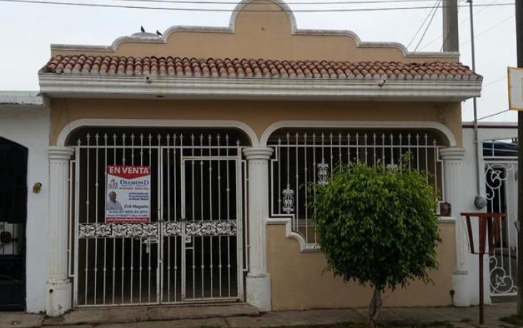 Foto de casa en venta en  3, villa verde, mazatlán, sinaloa, 1168481 No. 01