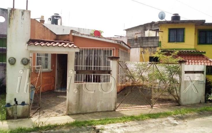 Foto de casa en venta en  3, vista hermosa, tuxpan, veracruz de ignacio de la llave, 582351 No. 01