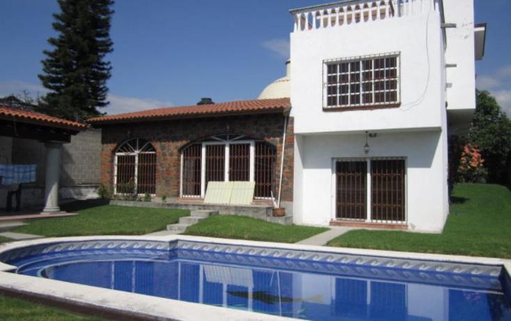 Foto de casa en venta en  30, bello horizonte, cuernavaca, morelos, 1547120 No. 01