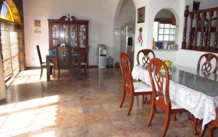Foto de casa en venta en  30, bello horizonte, cuernavaca, morelos, 1547120 No. 04