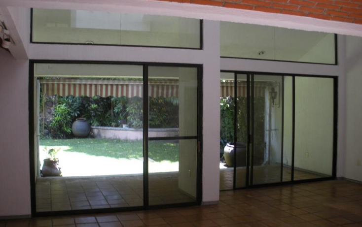 Foto de casa en renta en  30, chapultepec, cuernavaca, morelos, 959417 No. 06