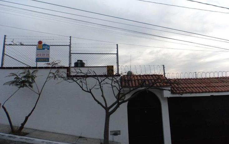 Foto de casa en renta en  30, loma dorada, quer?taro, quer?taro, 1765632 No. 01