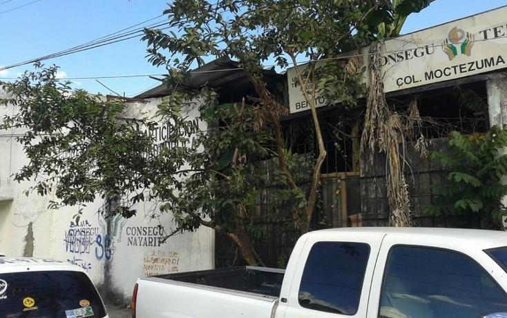 Foto de terreno habitacional en venta en  30, moctezuma, tepic, nayarit, 1425413 No. 01