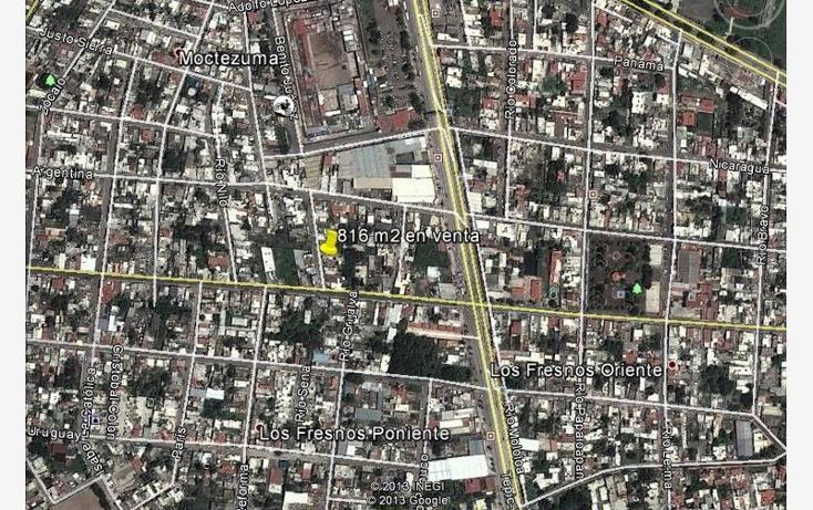 Foto de terreno habitacional en venta en  30, moctezuma, tepic, nayarit, 1425413 No. 12