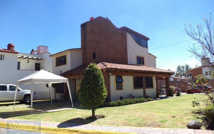 Foto de casa en venta en  30, san martín, tepotzotlán, méxico, 1656513 No. 01