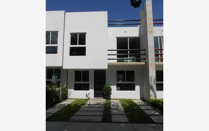 Foto de casa en venta en  30, tabachines, yautepec, morelos, 1423671 No. 09