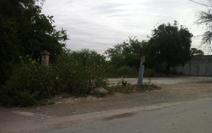 Foto de terreno habitacional en venta en  300, cadereyta jimenez centro, cadereyta jiménez, nuevo león, 552474 No. 03
