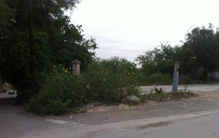 Foto de terreno habitacional en venta en  300, cadereyta jimenez centro, cadereyta jiménez, nuevo león, 552474 No. 04