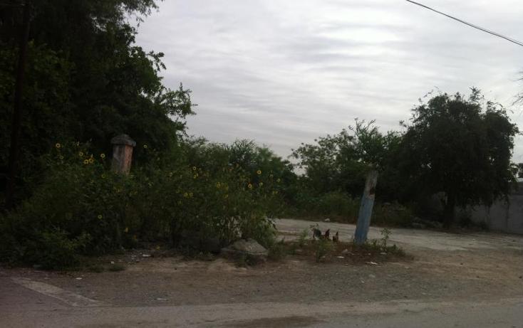 Foto de terreno habitacional en venta en  300, cadereyta jimenez centro, cadereyta jiménez, nuevo león, 552474 No. 06