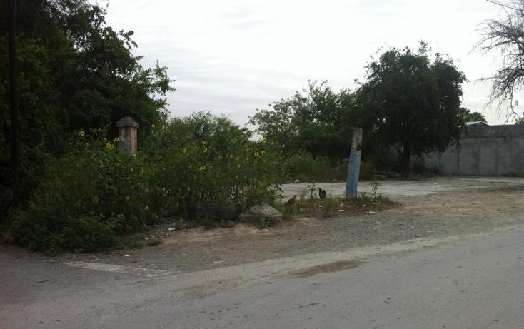 Foto de terreno habitacional en venta en  300, cadereyta jimenez centro, cadereyta jiménez, nuevo león, 552474 No. 07