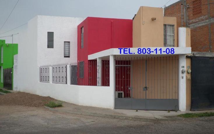 Foto de casa en venta en  300, los cactus, soledad de graciano sánchez, san luis potosí, 1485951 No. 01