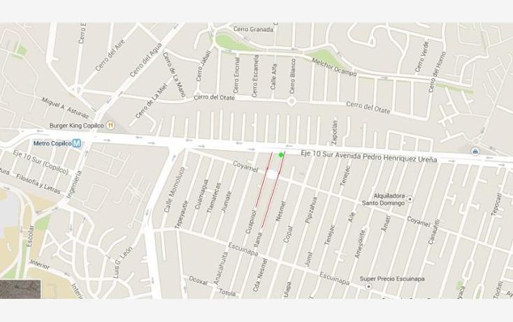 Foto de terreno comercial en renta en  300, pedregal de santo domingo, coyoacán, distrito federal, 504952 No. 11
