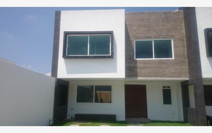 Foto de casa en venta en  3000, la carca?a, san pedro cholula, puebla, 1998566 No. 01